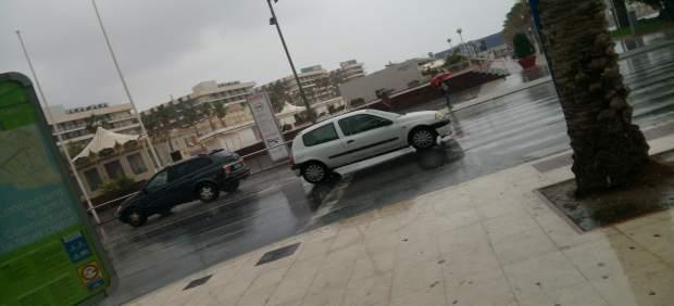 Los jóvenes de Baleares, entre los que más accidentes leves sufren con el coche