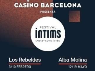 El Festival Íntims tendrá a La Unión, Los Rebeldes, Kiko Veneno, Coque Malla.