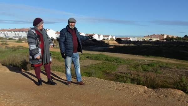 Np Iu Huelva Centro De Salud En Marismas Del Odiel 16 Enero 2018