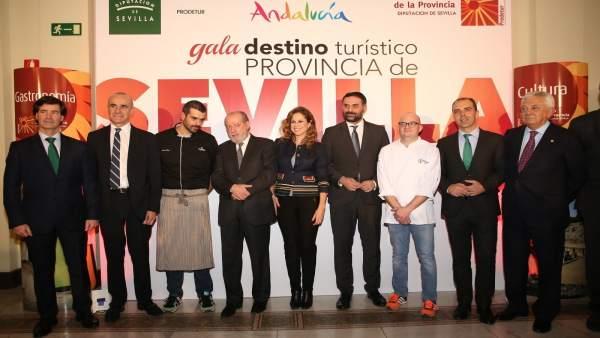 Presentación de la oferta turística de la provincia de Sevilla