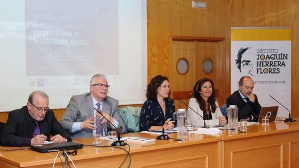 Baltasar Garzón abre un seminario en la UPO