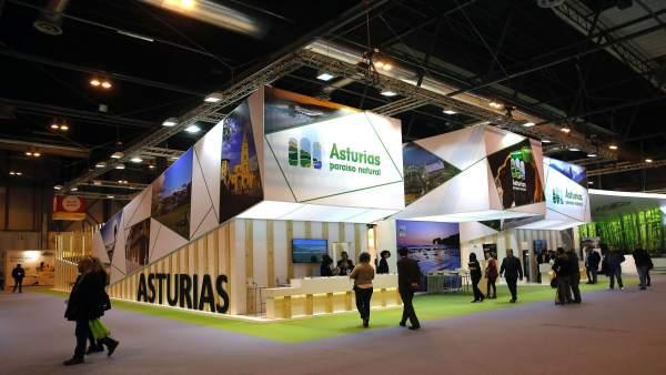 Pabellón de Asturias en Fitur 2017