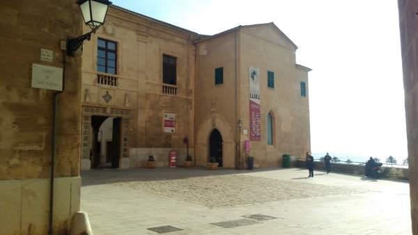 Sede del obispado de Mallorca en Palma