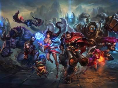 'League of Legends'