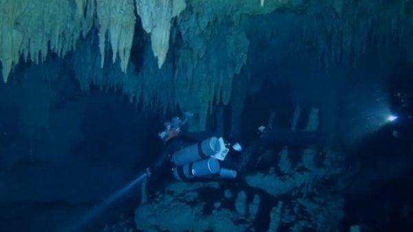 El yacimiento acuático más grande del mundo