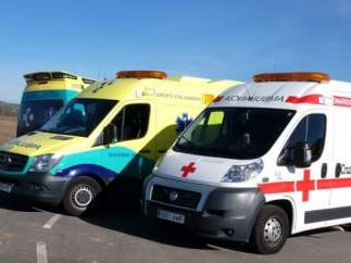 Ambulancia País Vasco
