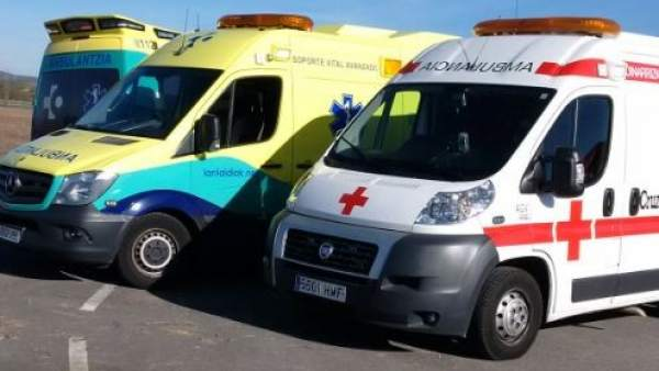 Ambulancia País Vasco