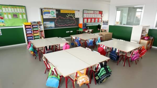 Els centres escolars valencians poden sol·licitar el canvi de jornada fins al 7 de febrer