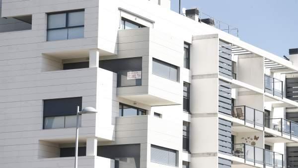 El preu de la vivenda en lloguer a la Comunitat Valenciana s'incrementa un 9,6% en 2017