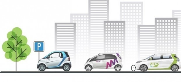 Nace un seguro para coche compartido que cubre los daños al coche alquilado