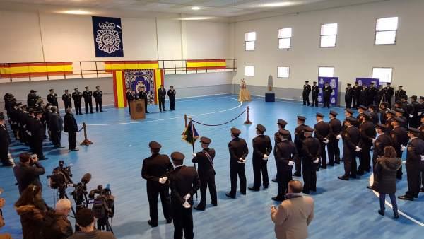 Policía Nacional De Toledo La Policía Nacional Celebra El 194 Aniversario De Su