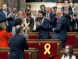 Torrent, nuevo presidente del Parlament