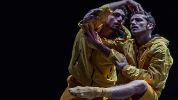 Nota/ Los Bailarines De La Compañía Nacional De Danza Antonio De Rosa Y Mattia R