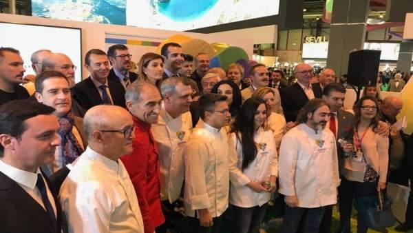 Presentación de Almería como candidata a Capital Española de la Gastronomía