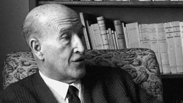 El poeta Vicente Aleixandre