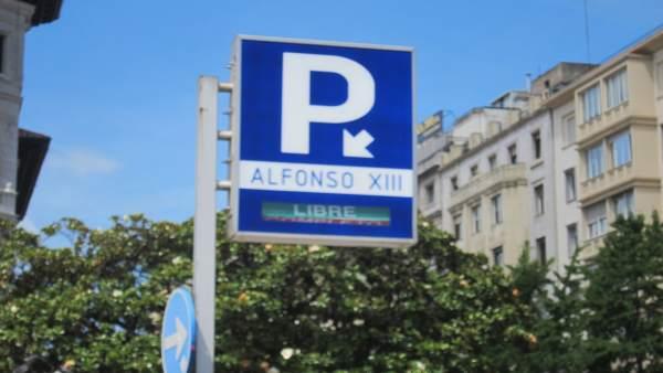 Aparcamiento Alfonso XIII de Santander