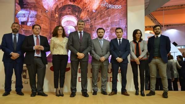 Diputación Toledo (Nota De Prensa, Corte De Voz Y Fotografía) Proyectos Turístic
