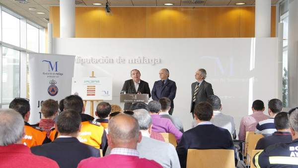 Delgado Bonilla jornada técnica aplicación proteccion civil