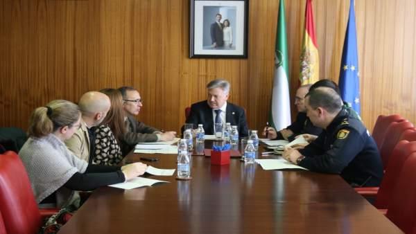 Comisión Provincial para Prevención y Erradicación de la Violencia en Deporte