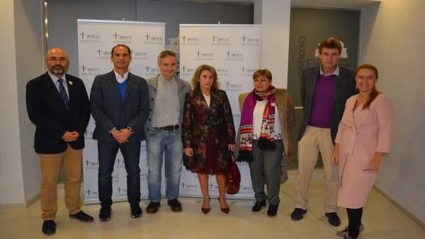 Aecc Ndp Nuevo Comité Técnico De Aecc Málaga