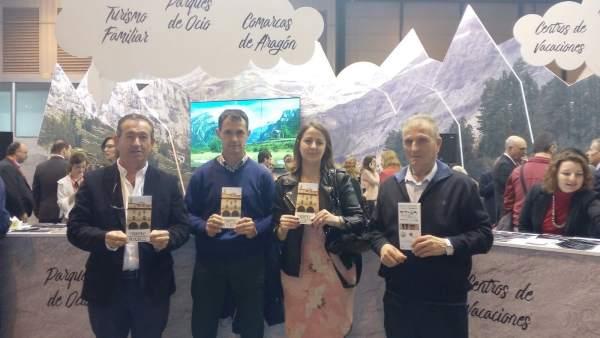 Orihuela del Tremedal se da a conocer en Fitur 2018