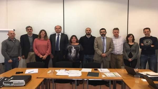 Reunión de la comisión del proyecto 'Smart Island Mallorca'