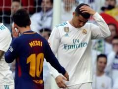 Leo Messi y Cristiano Ronaldo