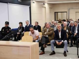Ricardo Costa, acorralado, señalará a Génova en el juicio de Gürtel por la financiación ilegal