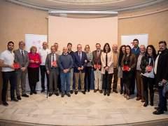 Foto de los Premios Cepsa al Valor Social.