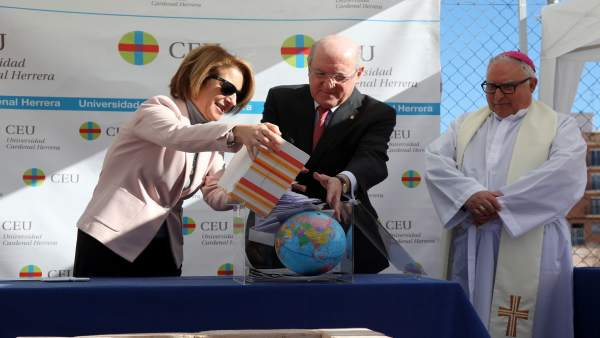 La CEU UCH inverteix 14 milions en la penúltima fase del seu campus d'Alfara del Patriarca (València)