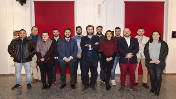 Nuevo comité de AJE Córdoba