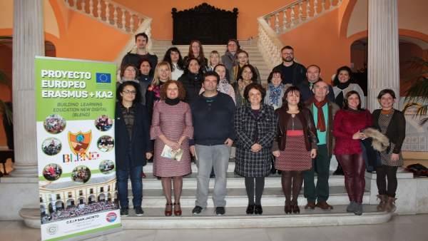 Fotografía. Proyecto Europeo Erasmus +
