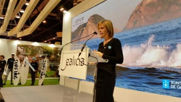 Directora Turismo Galicia