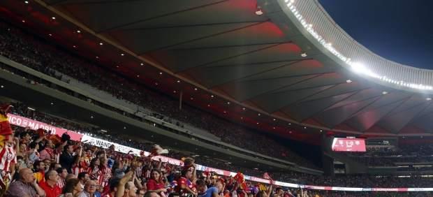 Grada Wanda Metropolitano (Atletico de Madrid)