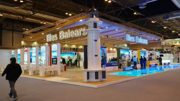 Stand de Baleares en Fitur, recurso