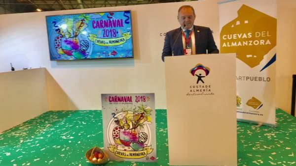 El Carnaval de Cuevas quiere ser Fiesta de Interés Turístico Nacional.