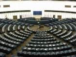 Interior del Parlamento Europeo
