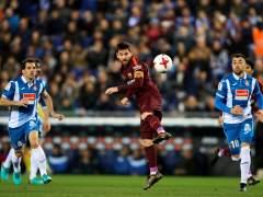 El Espanyol acaba con la racha del Barça y coge ventaja en la Copa del Rey