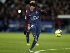 El PSG sigue asombrando: 8-0 al Dijon con cuatro goles de Neymar
