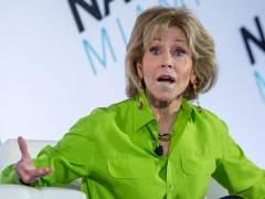 """Jane Fonda, """"llena de vida"""" tras la extirpación de un tumor"""