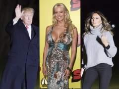Donald Trump fue infiel a Melania, según una actriz porno