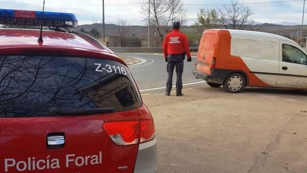 Denunciado en Mendavia por dar positivo en anfetamina y llevar 'speed'