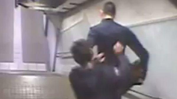 Detenido un joven por una brutal agresión en Barcelona