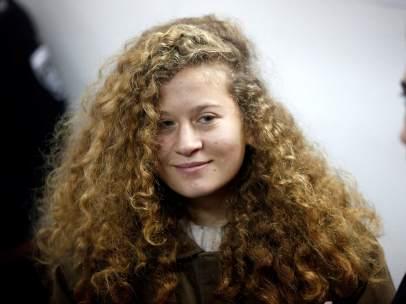 Ahed Tamimi, adolescente palestina