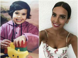 Famosos españoles cuando eran pequeños