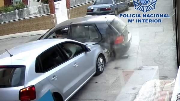 'Detenidos Cuatro Amigos Por Simular Un Accidente De Tráfico Para Estafar Compañ