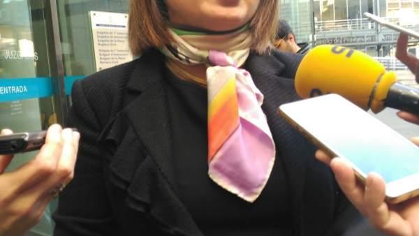 Susana Fernández Iglesias, abogada