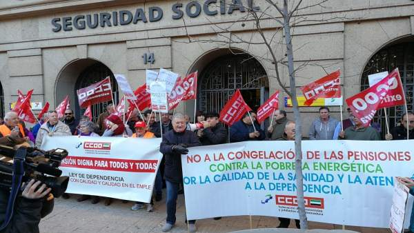 Concentración en Cáceres