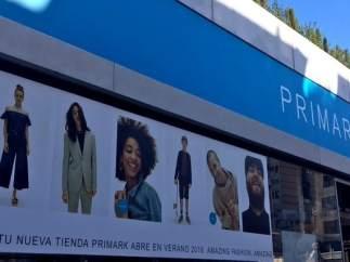 Tienda de Primark en València