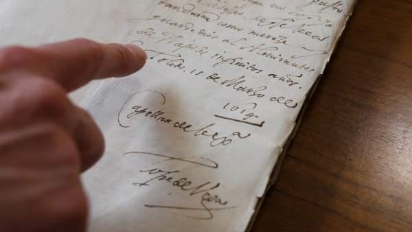 Cartas de Lope de Vega